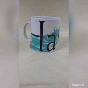 Starbucks Hawaii City Collectors Coffee Mug
